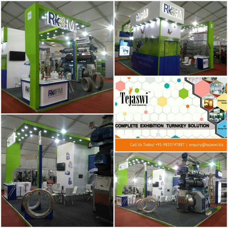 Exhibition Stall Design Hyderabad : Exhibition stall design construction poultryindia poultry