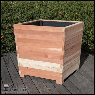 Wooden Planter With Legs Large Outdoor Planters Outdoor Planters Wooden Planters