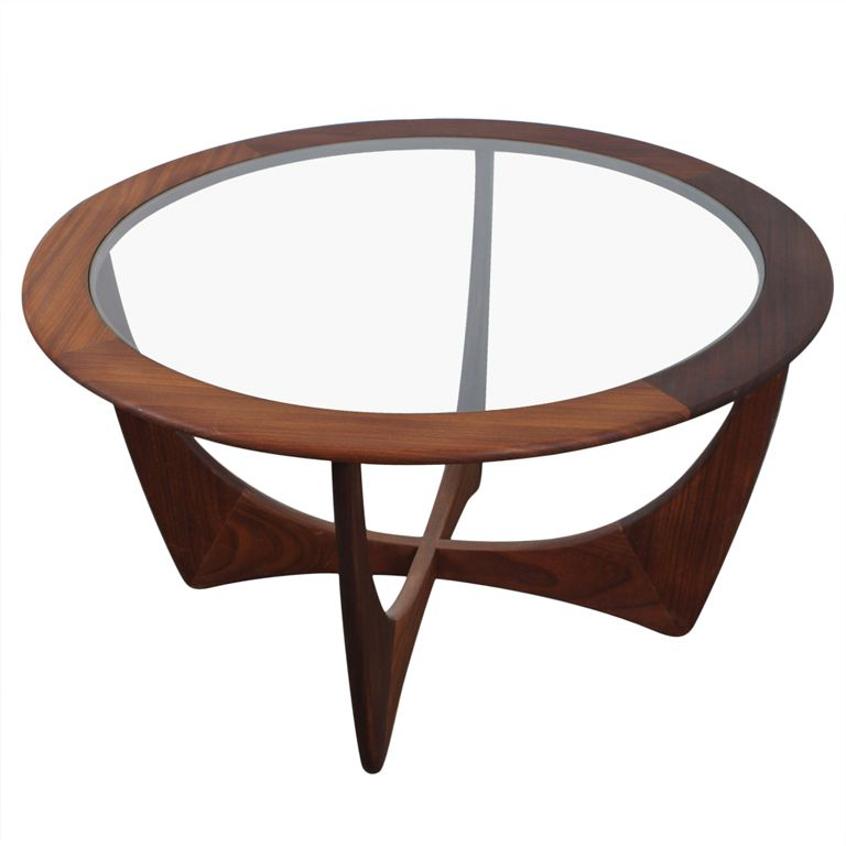 Mid Century Danish Modern Coffee table by Ib Kofod Larsen for G