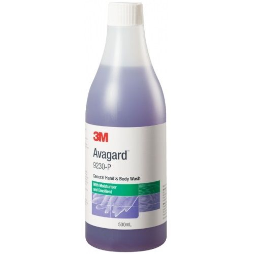 Avagard General Hand Body Wash Body Wash Moisturizer Medical