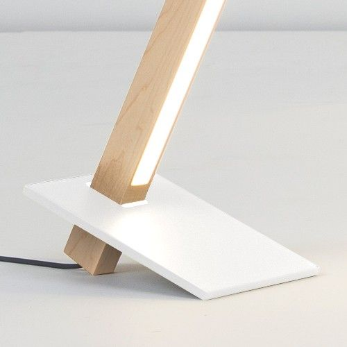 6 Foot Torch LED Floor Lamp