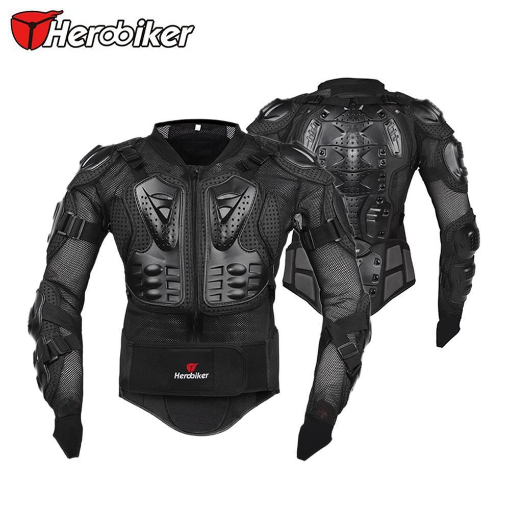 HEROBIKER Motorcycle Protective Gear Armor Pants Hip Racing Riding Tool Unisex