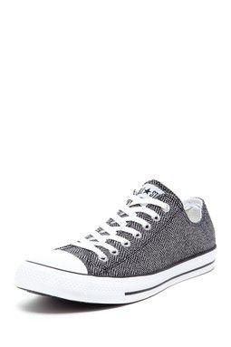 Converse Chuck Taylor Unisex Herringbone Sneaker