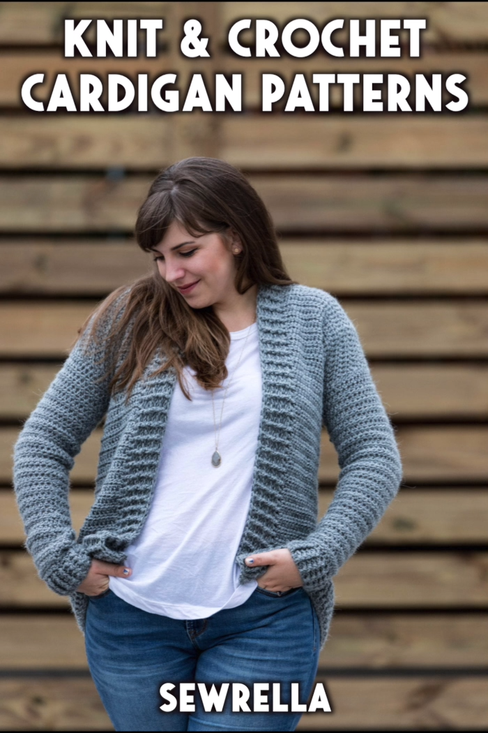 Photo of Knit & Crochet Cardigans – free patterns
