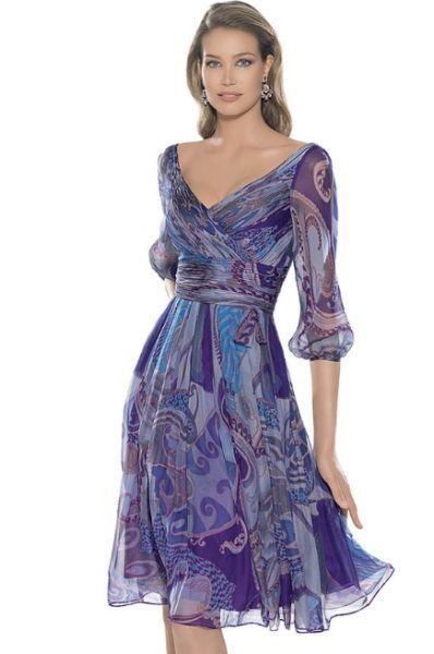 Vestidos de gala largos para mujeres bajitas