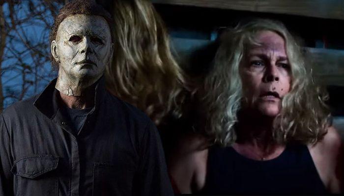 Take me on a trip to halloweentown please. HALLOWEEN KILLS (2021) Teaser Trailer: Jamie Lee Curtis Wants Michael Myers to Burn; Release ...