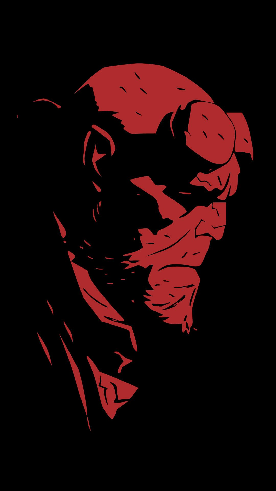 My Collection Of Wallpapers For Phone And Desktop 600 Album On Imgur Hellboy Wallpaper Mike Mignola Art Hellboy Art
