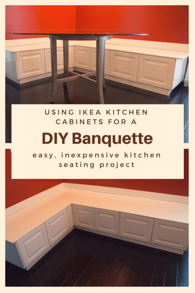 Building Seating Supports For Diy Banquette Dining
