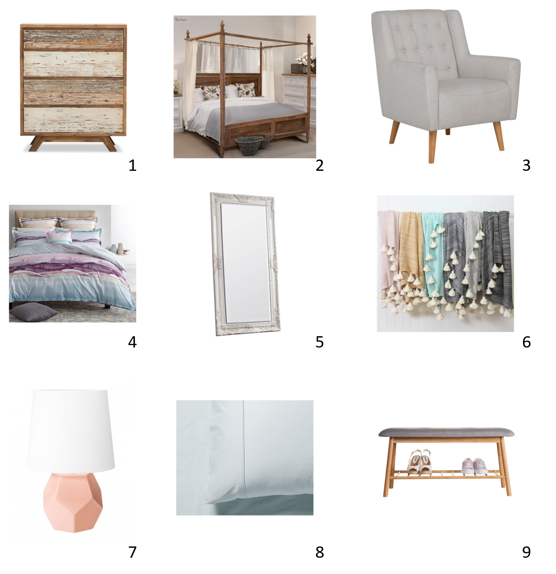 weekly wish list - bedroom   Home decor, Have a good ...