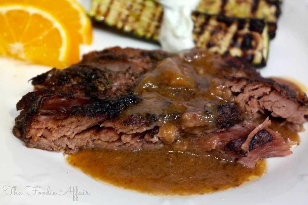 Flank De Van Crock Pot Affair Recept Recepten Greek Steak Foodie OXZiTPkwu