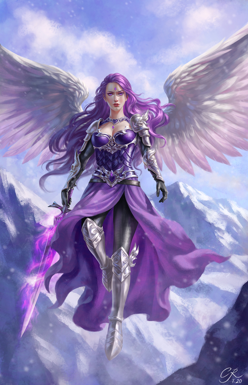 Photo of Commission: Tyria by crystalrain272 on DeviantArt
