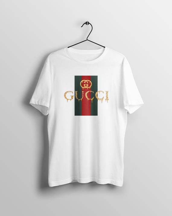 9f6f7291c Gucci Shirt, Gucci Tshirt For Men And Women, , Gucci Inspired T-shirt Men  Women, Gucci Tshirt, HypeB