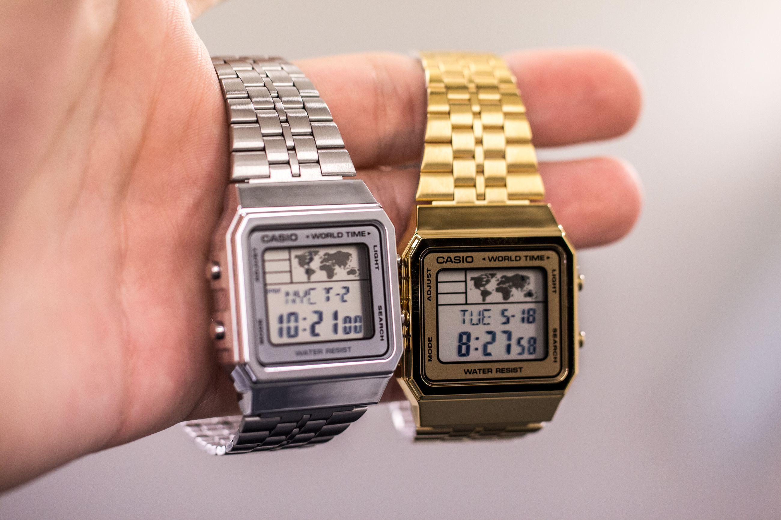 c37f60abb Casio koupíte na 2355.cz gold retro vintage watch watches digital ...