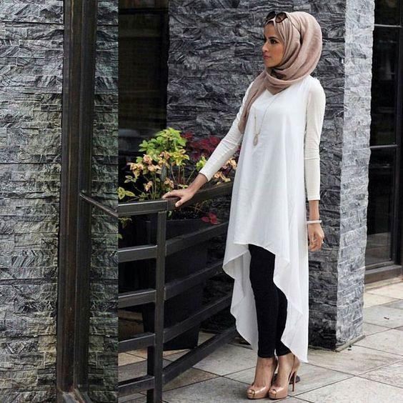 Tunique Hijab Moderne7
