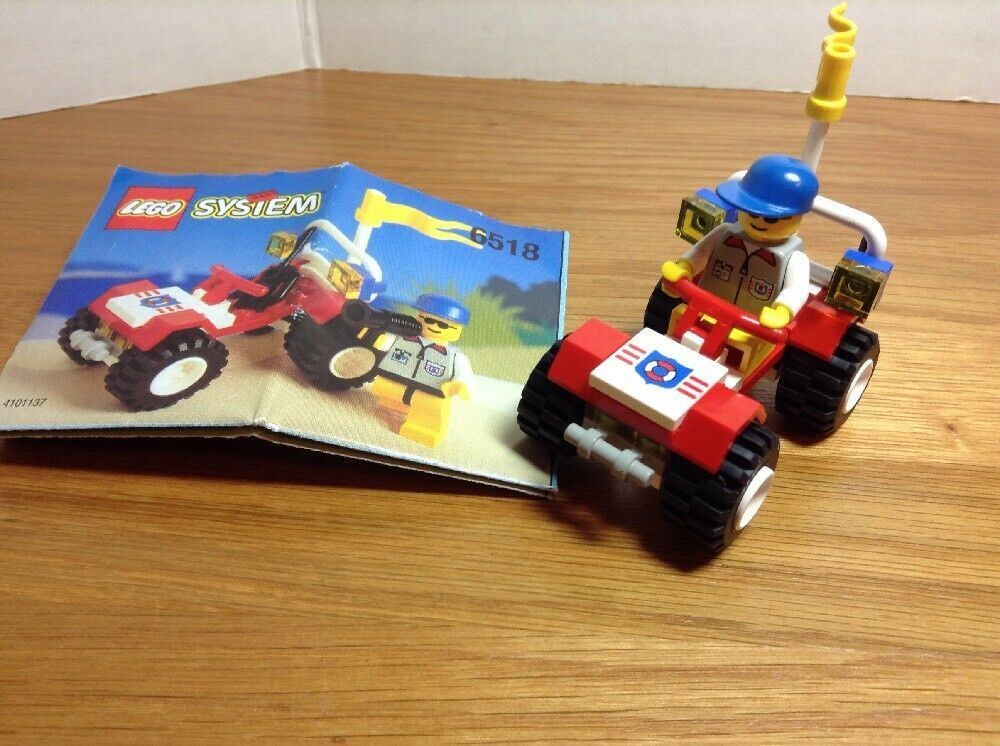 Brick 2x6 4 x LEGO 44237 Brique dark bluish grey gray gris foncé NEUF NEW