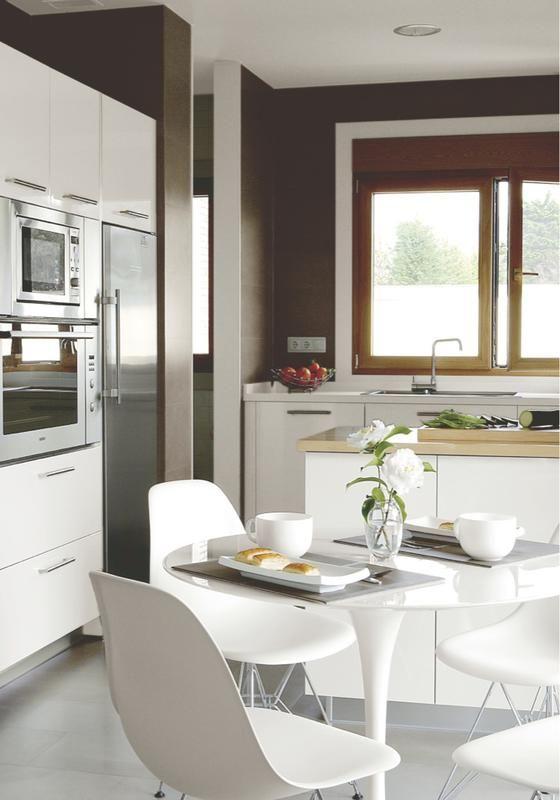 Cocina impecable Decoracion interior, Cocinas y Interiores