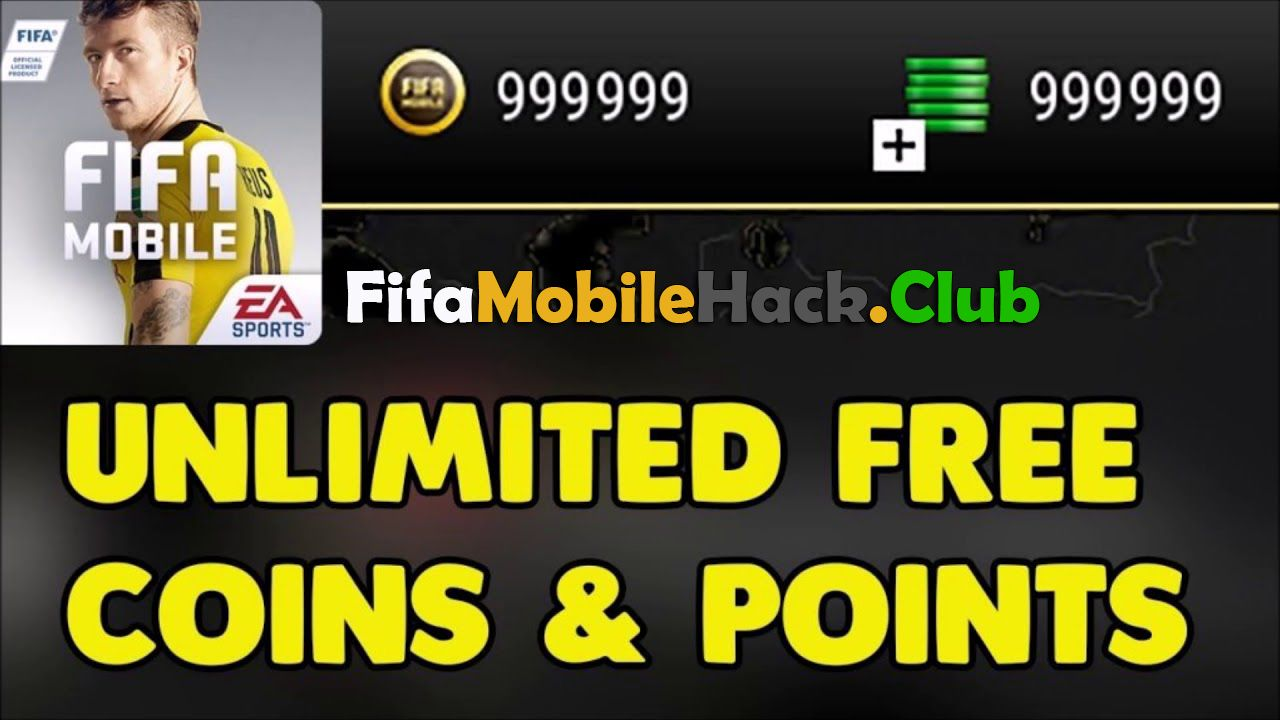 Fifa Mobile Hack 2018 How To Get Free Fifa Points And Coins For Fifa Mobile Fifa Mobile Hack And Cheats Fifa Mobile Tool Hacks Point Hacks Mobile Generator