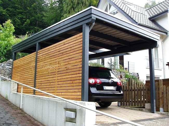 Metal Carport Enclosure Ideas 2021