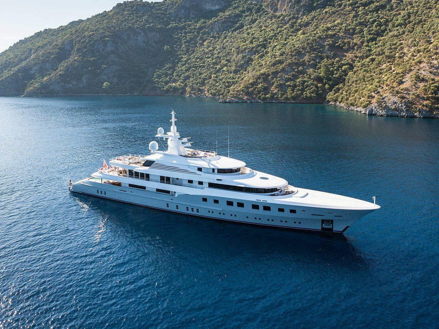 Take A Look Inside 10 Of The Most Luxurious Superyachts On Sale At