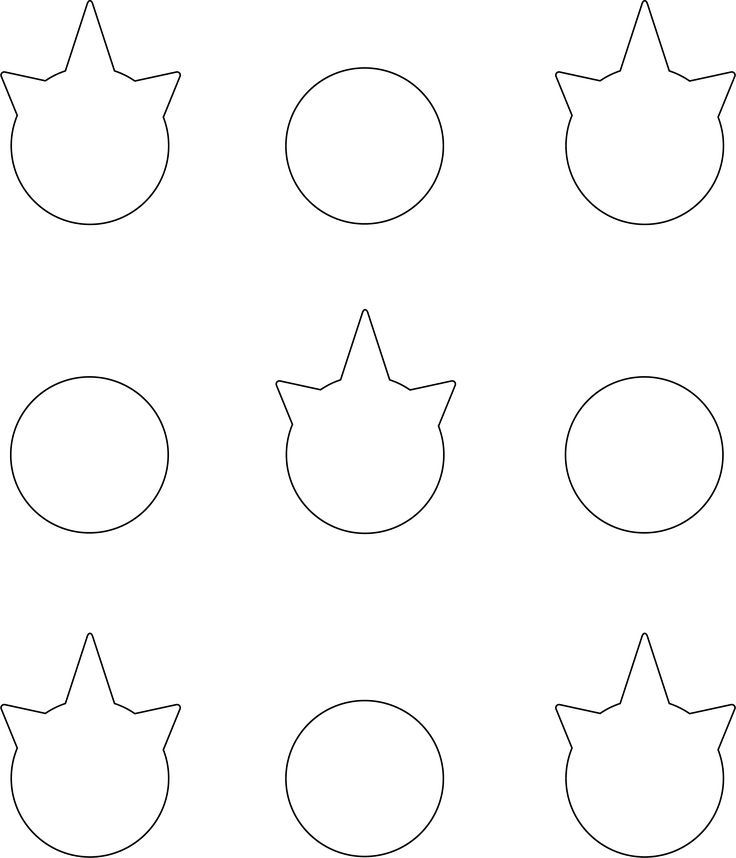 Bildergebnis für unicorn template unicorn Pinterest Macarons - unicorn template