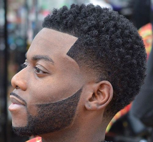 hairstyles black men