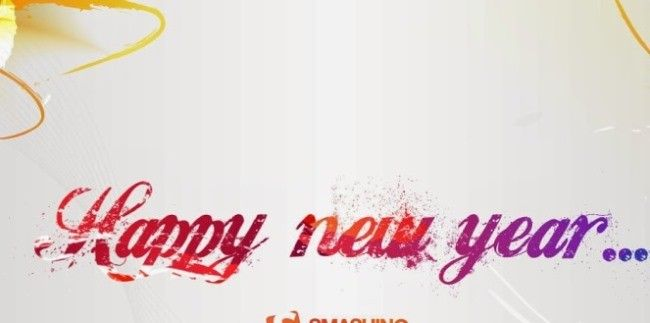 Lovely Happy New Year Wallpaper 2018 For Mobile With Quote Images