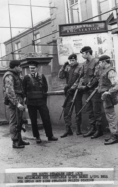 91a1a8eeb5 N Ireland. Find this Pin and more on Operation Banner 1969-2007 ...