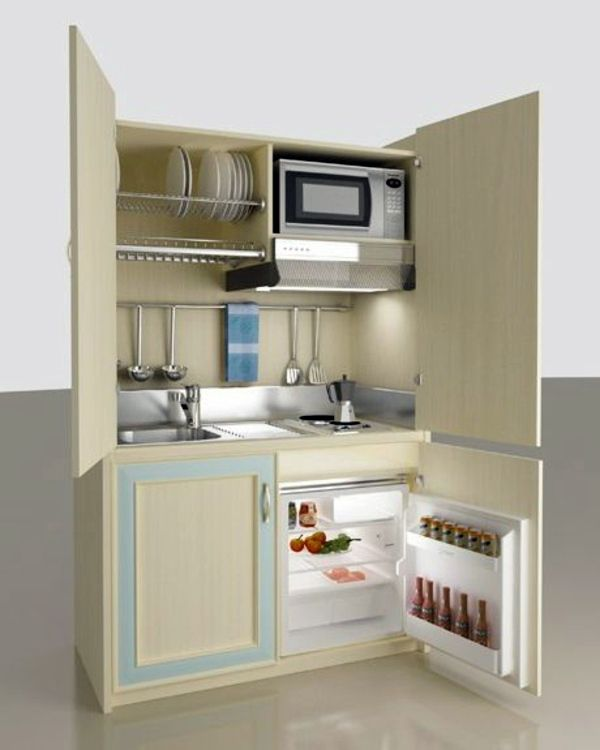 Mini Kitchen Room Box: Mini Modular Kitchens - Google Search