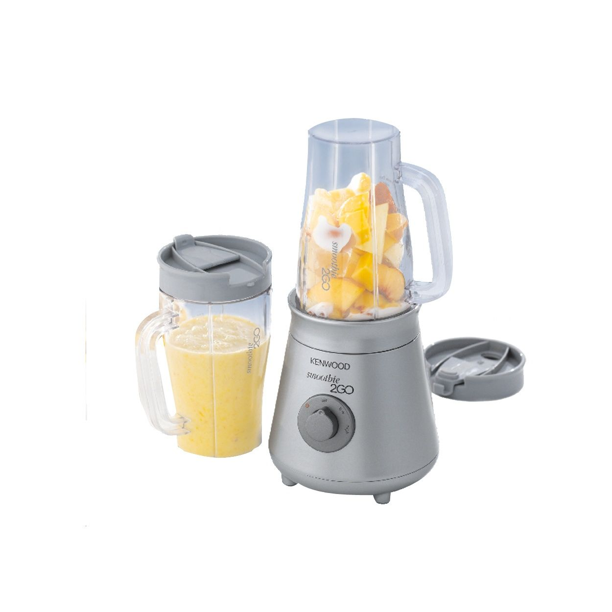 Kenwood Kenwood 'Smoothie To Go' SB055 Silver blender- at Debenhams ...