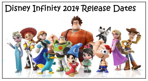 Disney Infinity 2014 Release Dates Disney Insider Tips