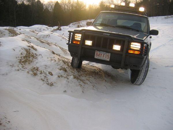Grill Guard Jeep Cherokee Xj Jeep Xj Grill Guard