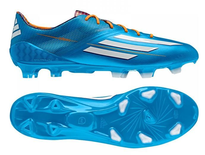 check out f7408 5f9b5 Adidas F50 Adizero TRX FG - 5.3 oz. and MiCoach compatible! This new, bold  version of the F50 is part of adidas  Samba Pack and pays tribute to the  2014 ...