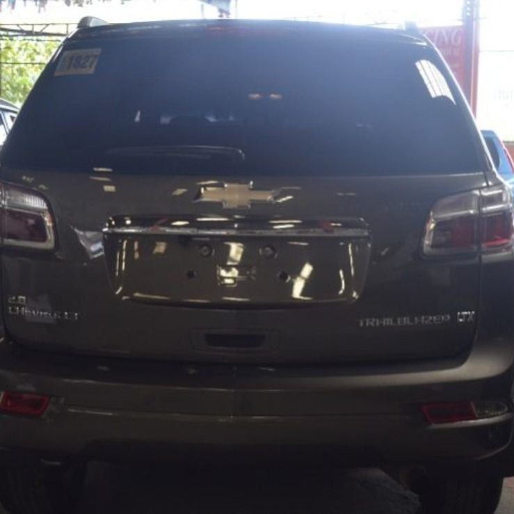 2016 Chevrolet Trailblazer Automatic Diesel First Owned Plate