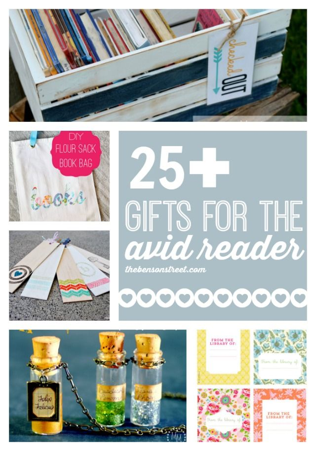 25 Gifts For The Avid Reader By Thebensonstreet Readers Reading