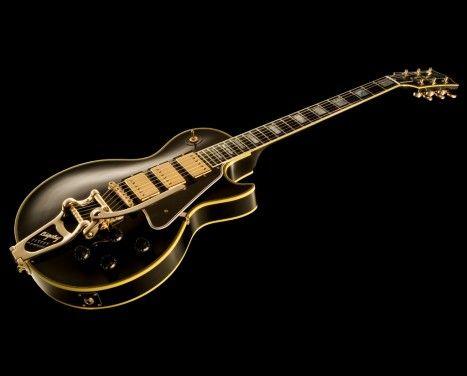 Gibson Les Paul Custom Black Beauty Hd Wallpaper Picture Mandolins