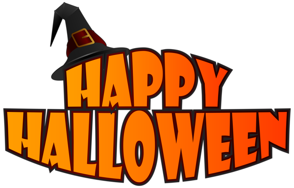 Pin By Fatima On Halloween Halloween Clipart Halloween Logo Happy Halloween
