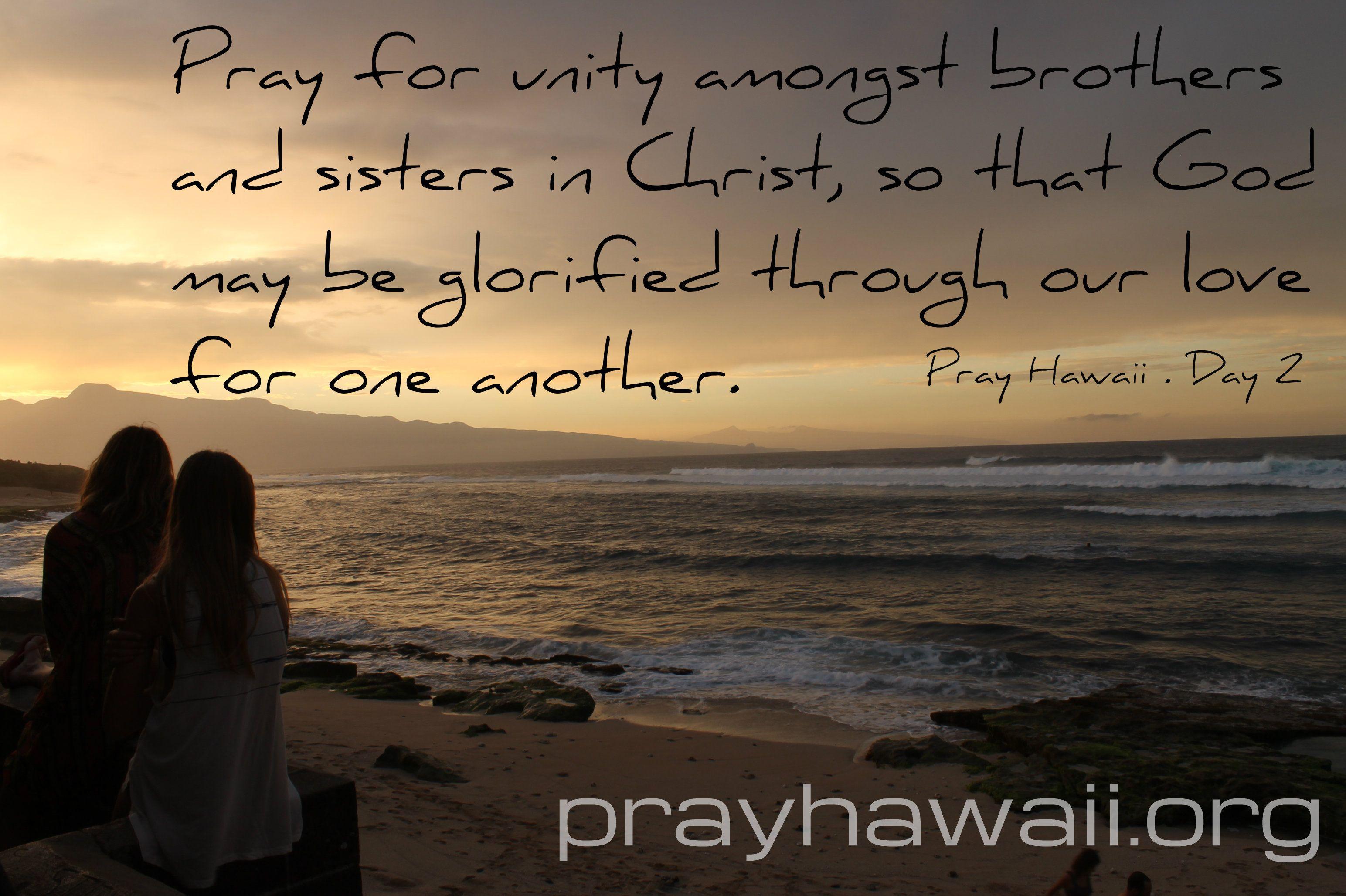 Hawaiian Quotes About Strength: Pray Hawaii – Day 2
