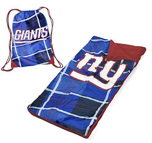 e8ef885a New York Giants Sleeping Bags   Products I Love   New york giants ...