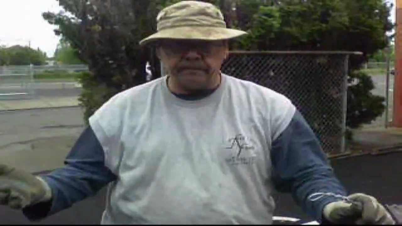 Fence Video On How To Install Tension Wire For Chain Link Fence ...