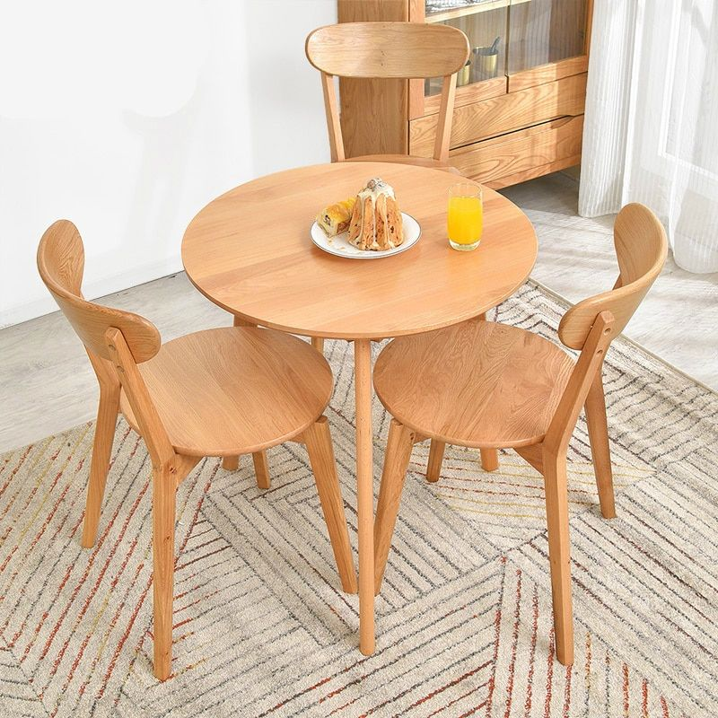 Household Wooden Table And Chair Set Simple And Modern Small Dining Table Multifunction Stable Small Dining Table Wooden Table And Chairs Table And Chair Sets
