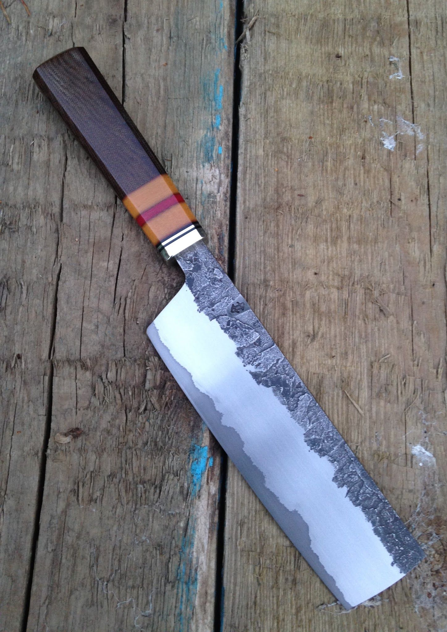 New To This Forum And A Japanese Style Kitchenknife   Handmade U0026 Custom  Knives   Edge