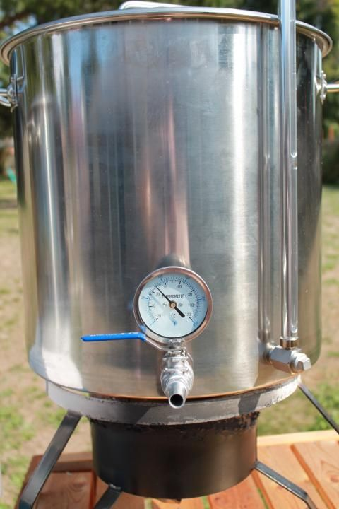 Want to build your own boil kettle for homebrewing for Craft kettle brewing equipment