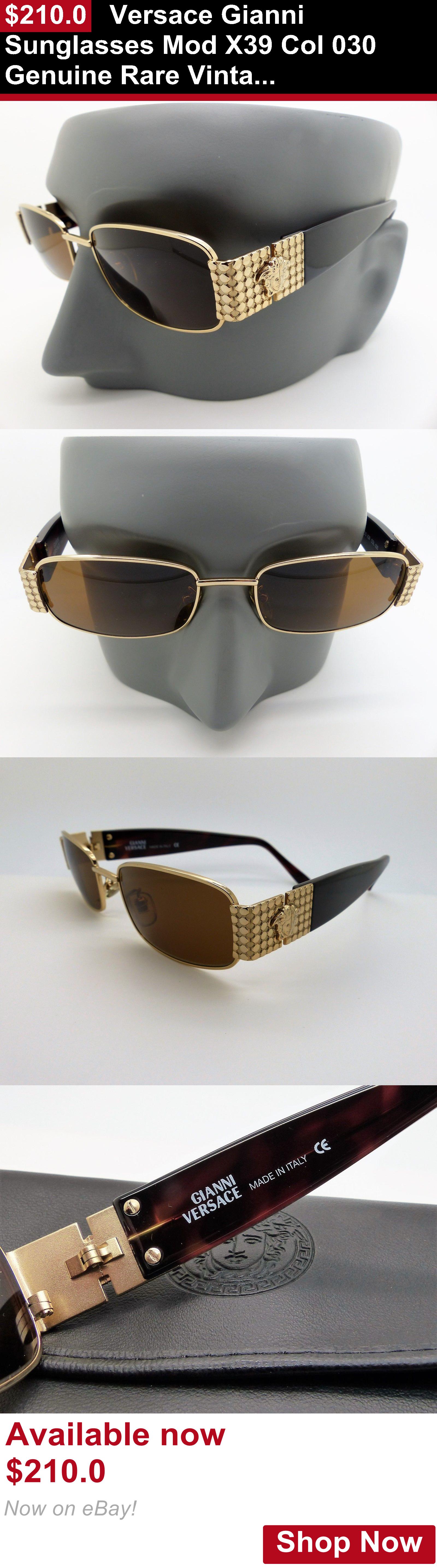 Col Mod X39 Vintage AccessoriesVersace Sunglasses Gianni 030 iOkPXTuZ