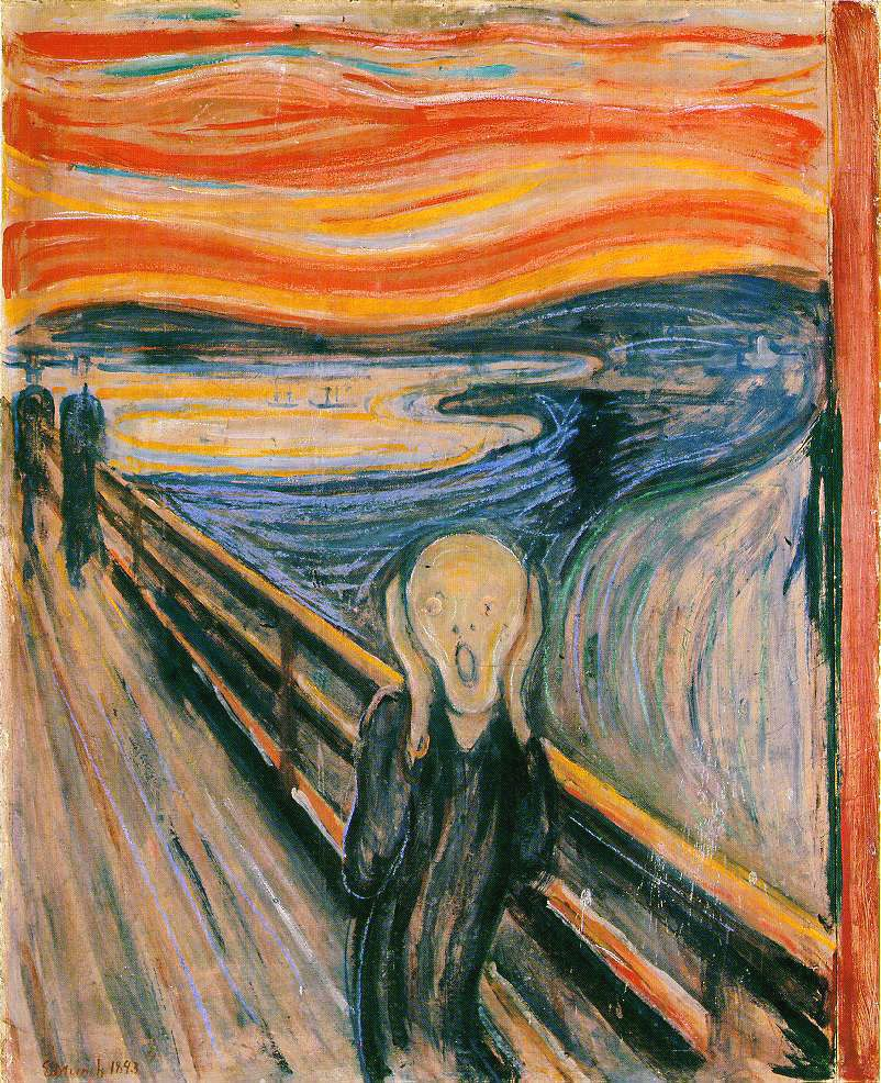 Shop By Category Ebay Famous Art Most Famous Paintings Edvard Munch