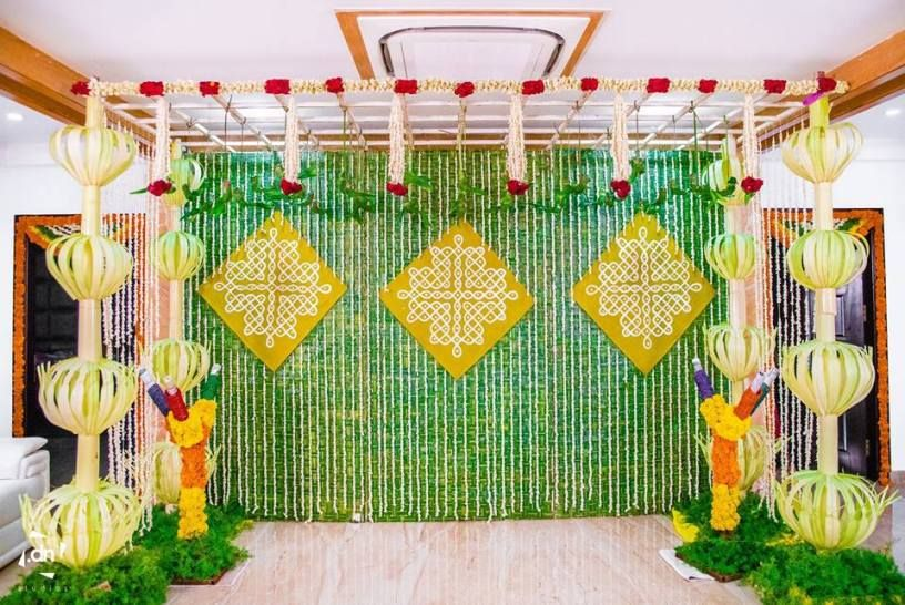 New Creative Wedding Decor Ideas For The Love Of Green Ddecor In