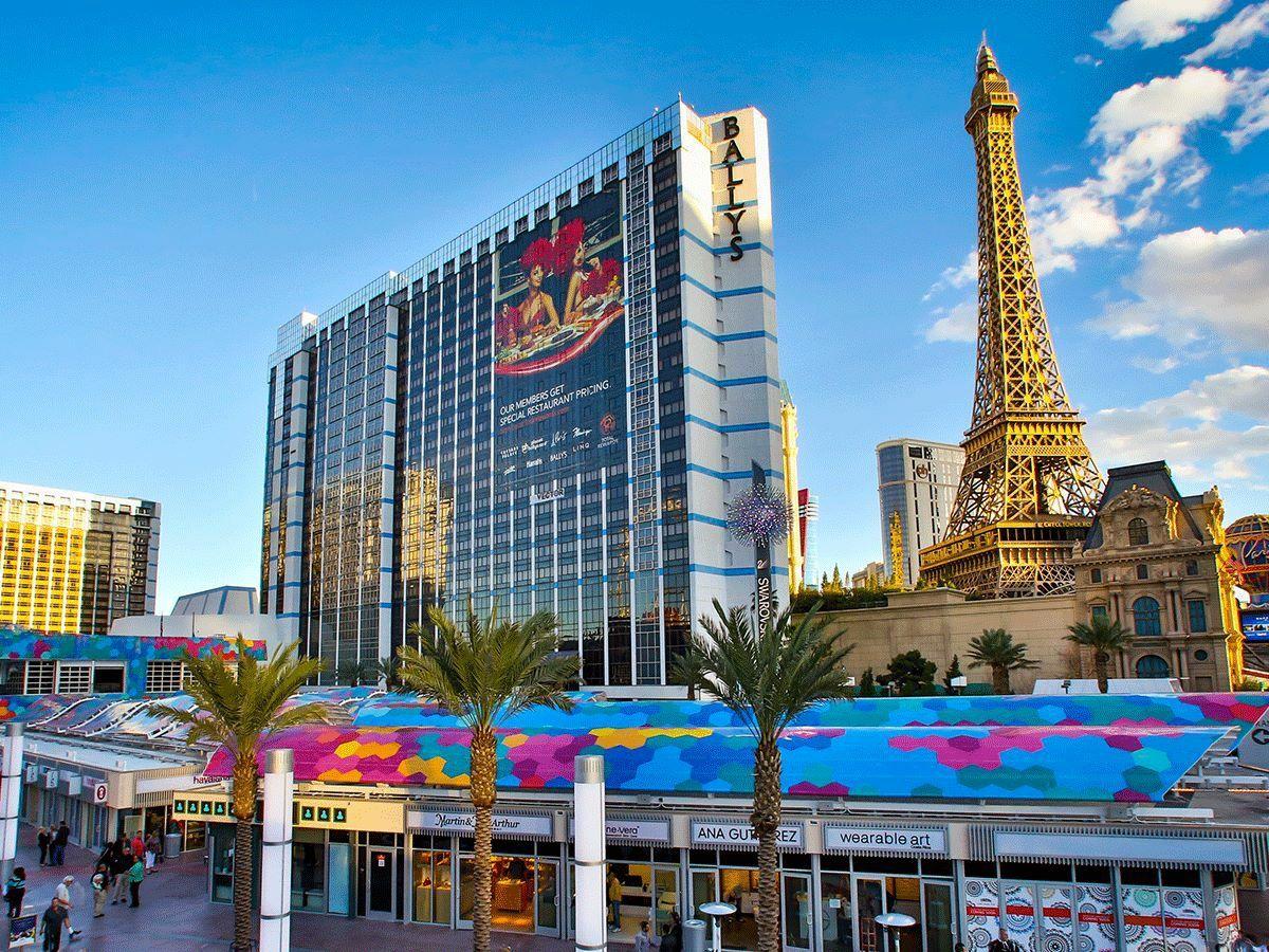 Ballys in Las Vegas - Ballys Las Vegas Logo