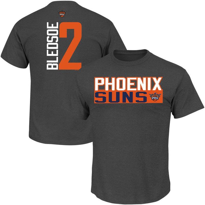 uk availability 6a23d 2c563 Eric Bledsoe Phoenix Suns Vertical Name & Number T-Shirt ...