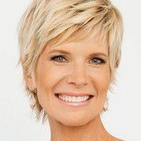 short haircut over 50