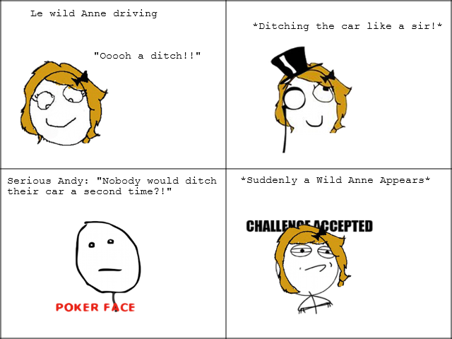 Challenge Accepted Like A Sir Poker Face Challenges
