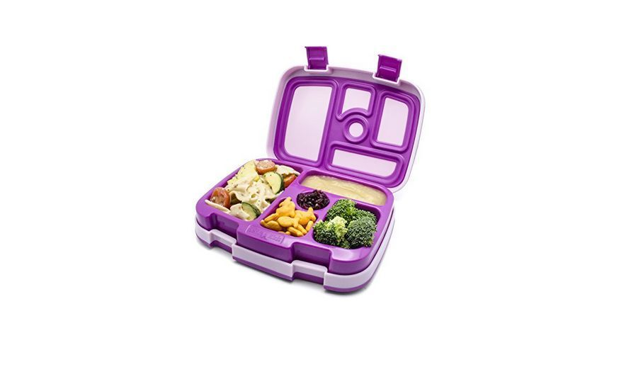 Leakproof Children's Lunch Box Portion Controlled Compartments Fruit Veggies New #Bentgo